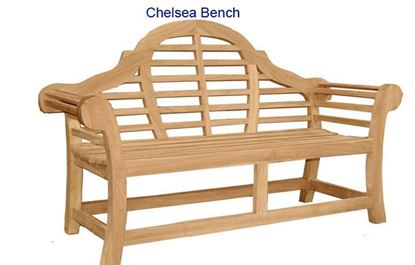 Picture of Chelsea/Kyoto Bench