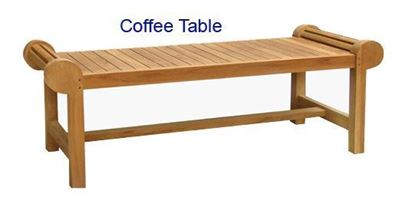 Picture of Lutyen Coffee Table