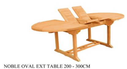 Picture of Oval Extending Table