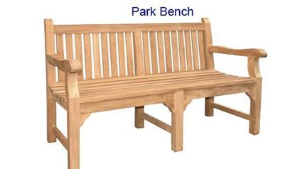 Picture of Park Bench