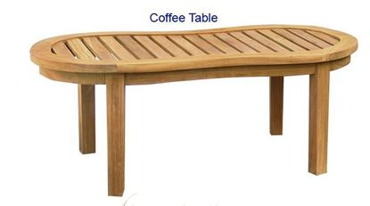 Picture of Peanut Coffee Table
