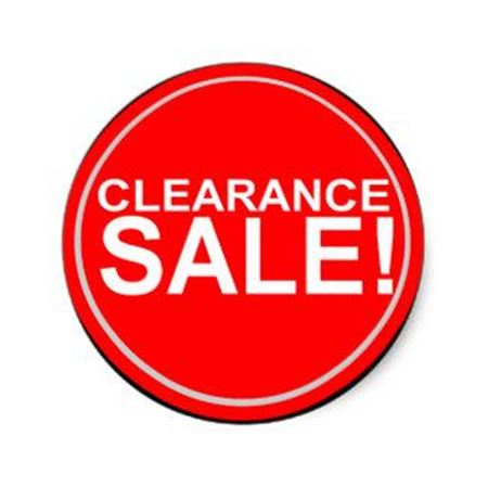Picture for category Clearance and seasonal offers